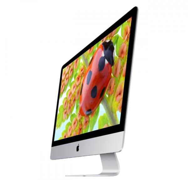 """iMac 21,5"""" Retina 4K i7-7700/8GB/256GB SSD/Radeon Pro 560 4GB/macOS Sierra"""