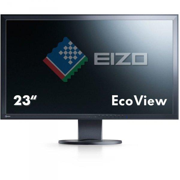 EIZO EV2316W 23 Czarny FullHD DisplayPort