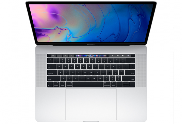 MacBook Pro 15 Retina TrueTone TouchBar i7-8750H/32GB/1TB SSD/Radeon Pro 560X 4GB/macOS High Sierra/Silver