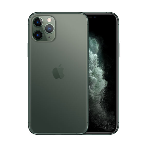 Apple iPhone 11 Pro 512GB Midnight Green (nocna zieleń)