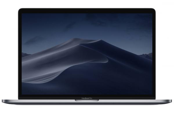 MacBook Pro 15 Retina TrueTone TouchBar i9-8950H/16GB/256GB SSD/Radeon Pro 555X 4GB/macOS High Sierra/Silver
