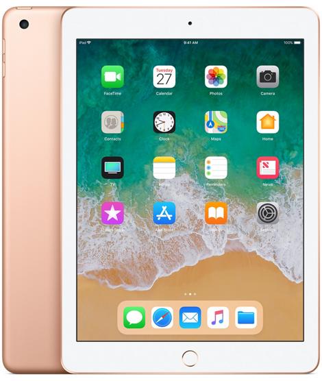 Nowy iPad 9,7 32GB Wi-Fi Gold