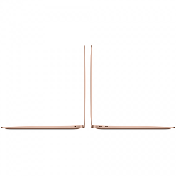 MacBook Air Retina True Tone z Touch ID i5 1.6GHz / 8GB / 256GB SSD / UHD Graphics 617 / macOS / Gold (2019)