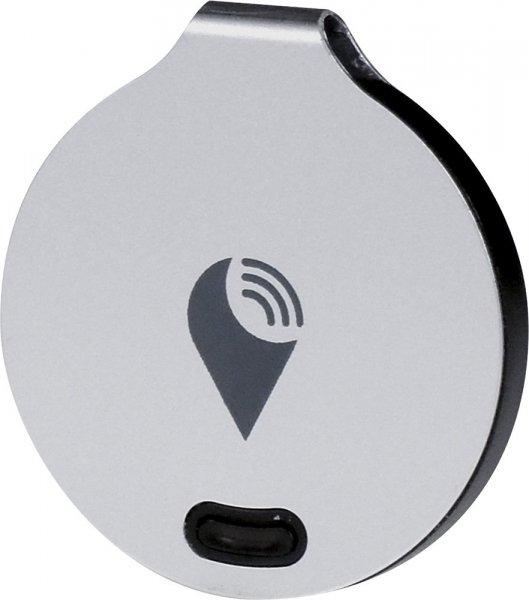 TrackR bravo - lokalizator Bluetooth z funkcją Crowd Locate iOS Android (wersja srebrna)