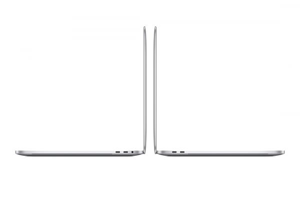 MacBook Pro 15 Retina TrueTone TouchBar i9-8950H/16GB/256GB SSD/Radeon Pro 560X 4GB/macOS High Sierra/Silver