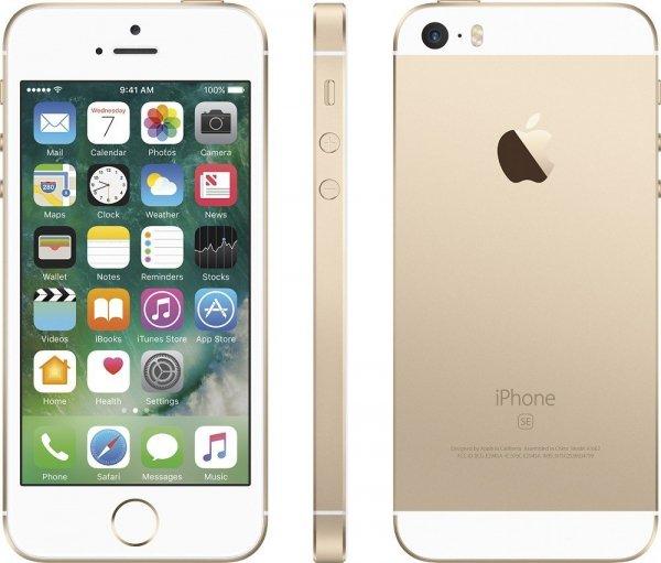 Apple iPhone SE 16GB Gold