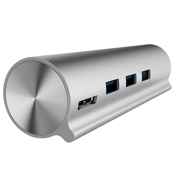 HUB Unitek USB-C do USB 3.0 + Gigabit Ethernet