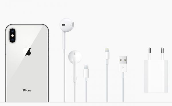 Apple iPhone Xs 64GB Silver (srebrny)