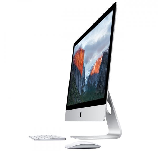 iMac 27 Retina 5K i5-7600/8GB/1TB SSD/Radeon Pro 575 4GB/macOS Sierra