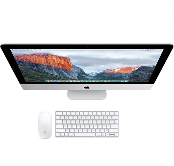 """iMac 21,5"""" Retina 4K i5-7400/16GB/512GB SSD/Radeon Pro 555 2GB/macOS Sierra"""