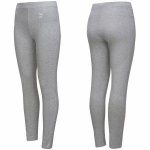 Puma legginsy damskie sportowe szare Polka Dots Leggings 568500 15
