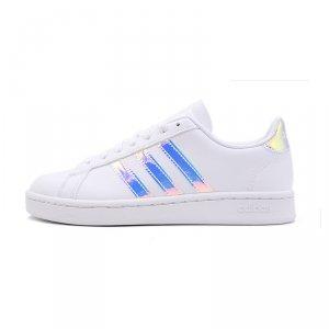 Adidas Originals buty damskie Grand Court hologram EE9689
