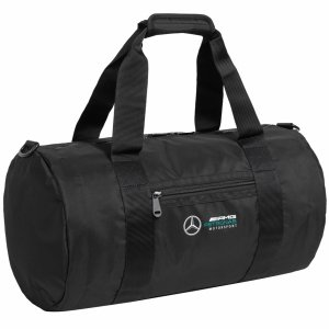 Puma torba podróżna siłownia Mercedes AMG Petronas Sports Bag 141181031-100
