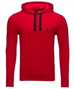 Emporio Armani bluza męska EA7 czerwona