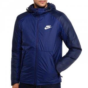 Nike kurtka męska granatowa Sportswear Jacket 861788-429