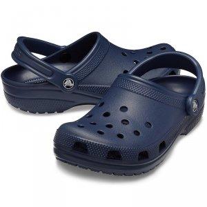 Crocs Classic buty klapki kąpielowe czarne 10001-410