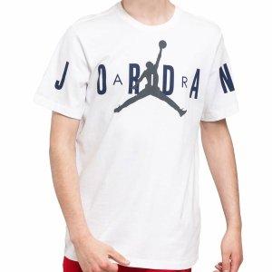 Nike Air Jordan t-shirt koszulka męska biała CZ1880-100