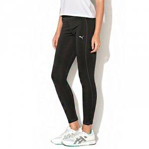 Puma Ess Long Tight legginsy damskie sportowe czarne 510437 01