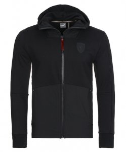 PUMA FERRARI BLUZA MĘSKA HOODED SWEAT JACKET 573475 01