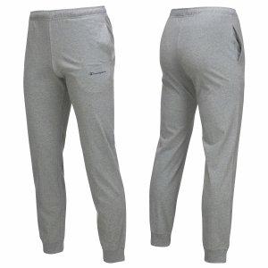 Champion spodnie męskie dresowe szare 211538-357