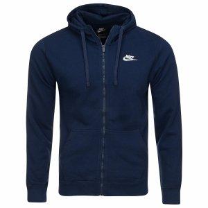 Nike bluza męska Full-Zip Hoodie szara 804389-451
