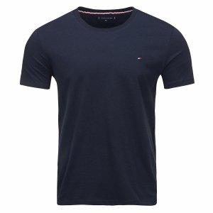 Tommy Hilfiger t-shirt koszulka męska granatowa