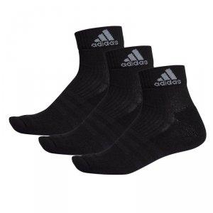 Adidas skarpety do kostki męskie czarne 3pack