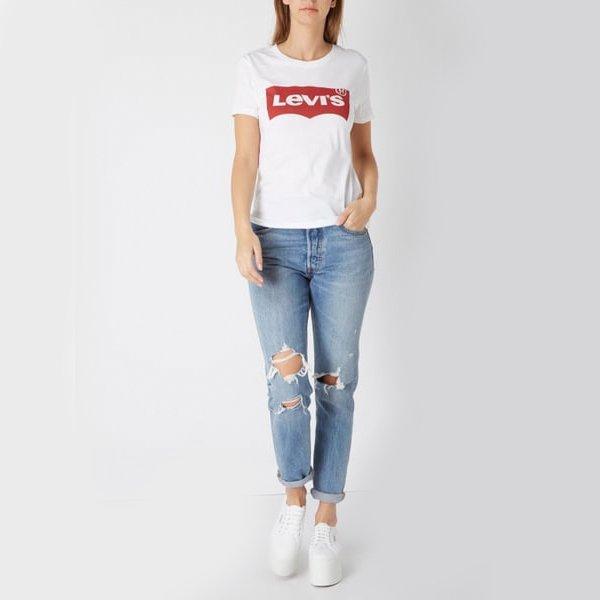 Levis t-shirt koszulka damska