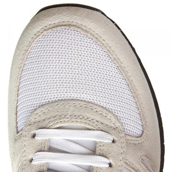 Armani Jeans buty męskie sportowe beżowe