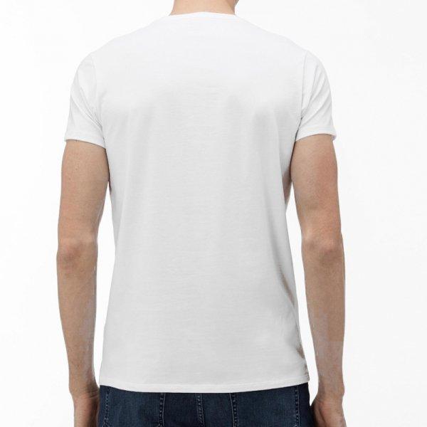 Lacoste t-shirt koszulka męska regular fit