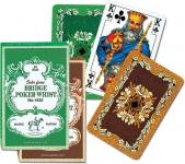 Karty Piatnik Liście dębu 1432