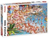 Puzzle Piatnik Ruyer, Plaża