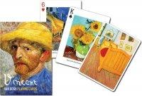 Karty Piatnik Van Gogh