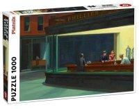 Puzzle Piatnik Hopper Nighthawks