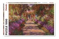 Puzzle Monet, Ogród w Giverny Piatnik