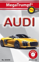 Karty Piatnik Quartet, Audi