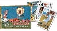 Kobiecy golf - 2 talie