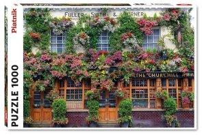 Puzzle Pub w Londynie 1000el.