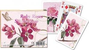 Rubinowe Róże - 2 talie