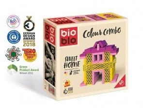 Bioblo 40 klocków Sweet Home