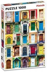 Puzzle Drzwi Piatnik
