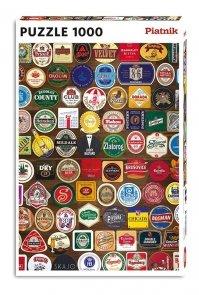 Puzzle Podkładki pod piwa Piatnik