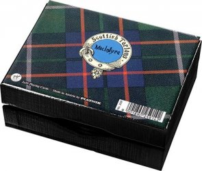 Szkocka Krata - MacIntyre - 2 talie