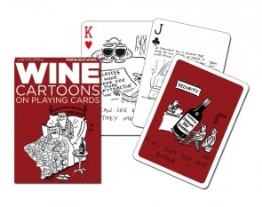 Piatnik Wine Cartoons