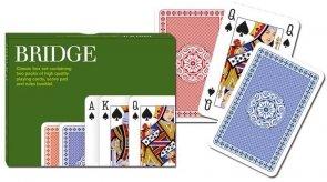 Piatnik karty do brydża Brigde - New Classic