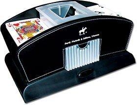 Maszynka do tasowania kart na baterie