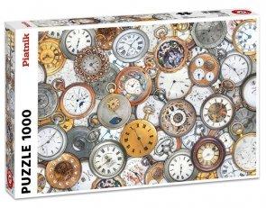 Puzzle Zegarki 1000el.