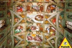 Puzzle, Michelangelo Piatnik