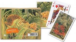 Rousseau - Tygrys/Dżungla