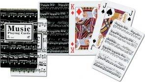 Karty Piatnik Muzyczne